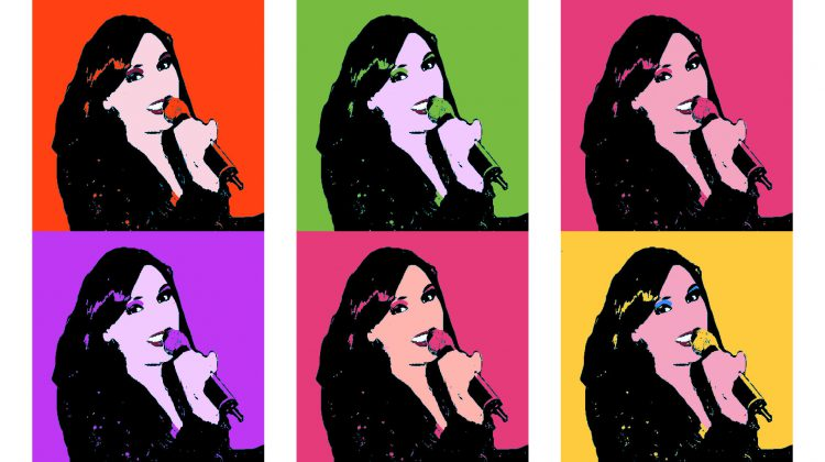 Kelly pop art