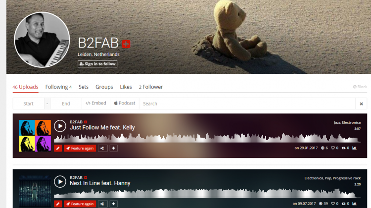 B2FAB at Hear This At